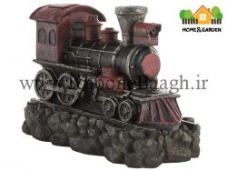 آبنمای مدل قطار