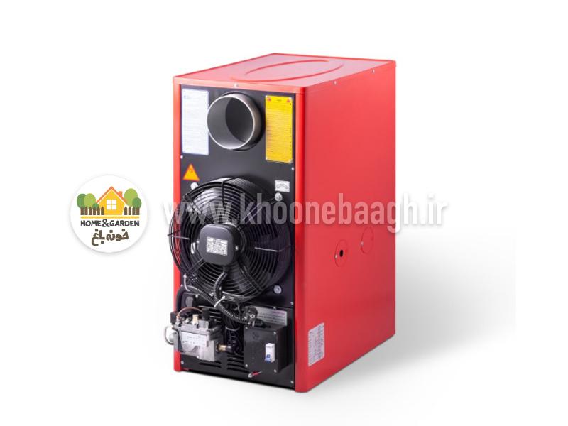 هیتر گازی مدل 2000-B